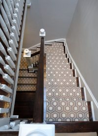 25 ideas for stair runners - a functional necessity for ...