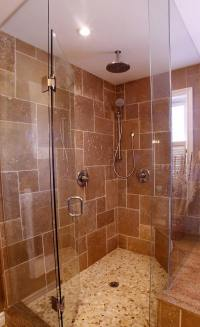 Tiled showers - tips and ideas for unique designs