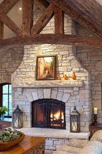 How to choose the right fireplace heart design and material