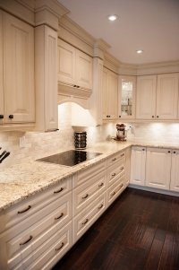 Giallo Ornamental granite countertops add elegance in the ...