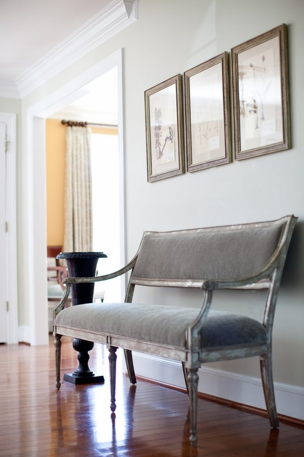 loveseat sofa for bedroom evans double reclining with fold down tray table settee and loveseats – clever elegant solutions ...