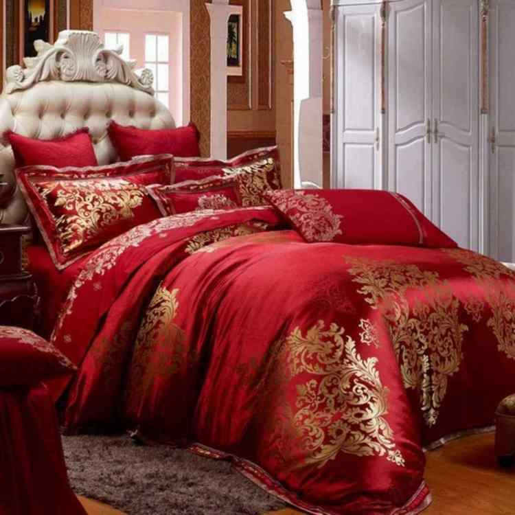 Duvet Covers Luxury Bedding Sets For A Glamorous Look In The Bedroom