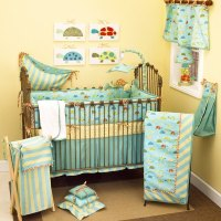 Baby cribs and baby crib bedding  adorable ideas for the ...