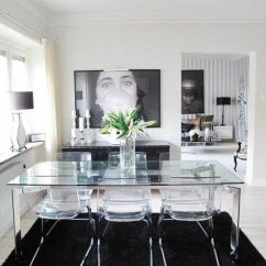Modern Living Room Table Second Ideas Dining Chairs In The 50 Awesome Designs
