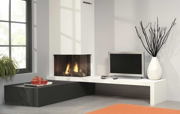 warm inviting living room ideas decorating for small rooms on a budget electric fireplace designs cozy modern interior