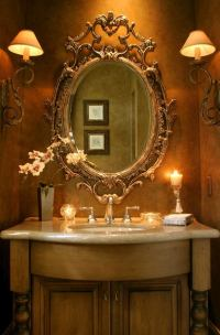 Bathroom mirrors  25 ideas, types and designs for your ...