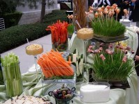 Buffet table decorating ideas  how to set elegant ...