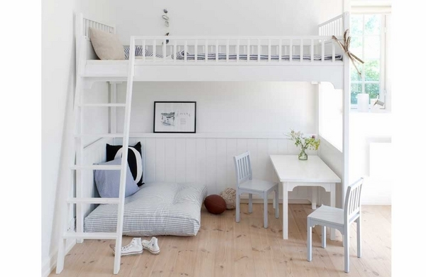 Loft Bed For The Modern Kids Room 25 Cool And Original