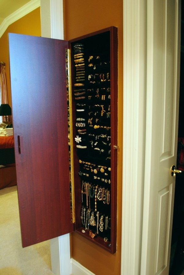 Jewelry armoire  the attractive way to store your jewelry