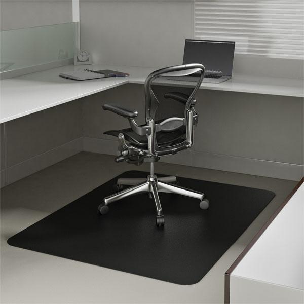 small chair mat posture technics office creative floor protection ideas