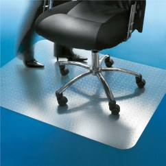 Ergonomic Chair Mat Swinging Chairs Outdoors Office Creative Floor Protection Ideas