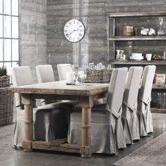 Dining Table Armchair Covers Cotton Office Chair Add Style And Elegance To The Room