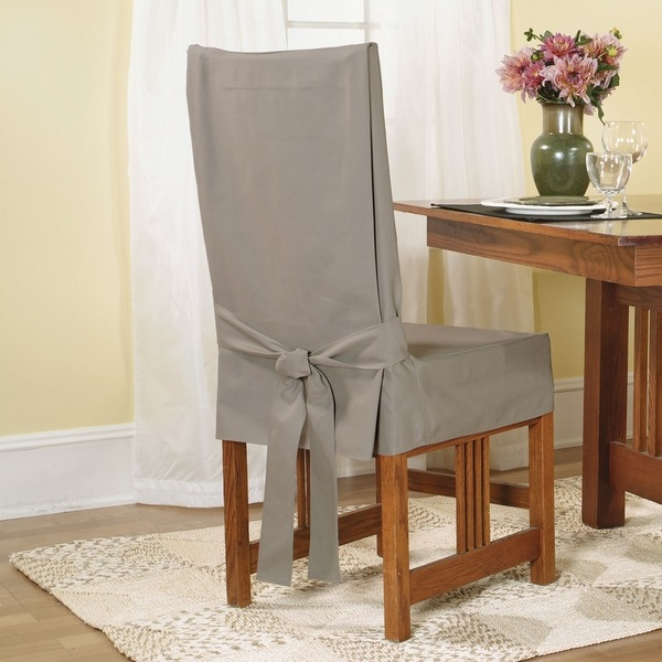 unusual chair covers old dental dining add style and elegance to the room