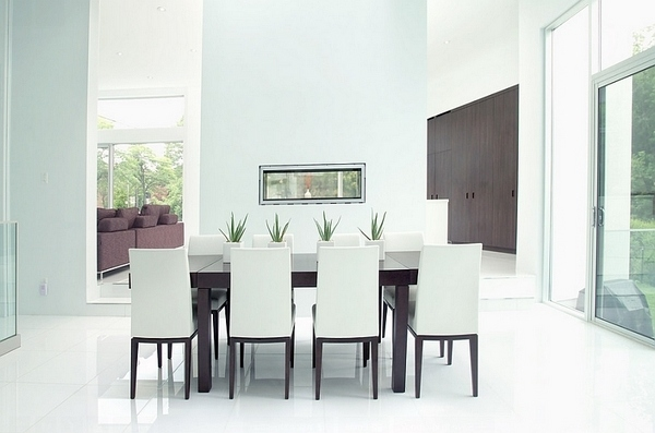20 Minimalist Dining Room Ideas  Simple Design And