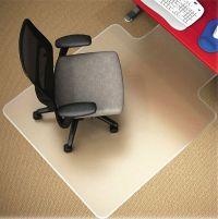 Office chair mat  creative floor protection ideas