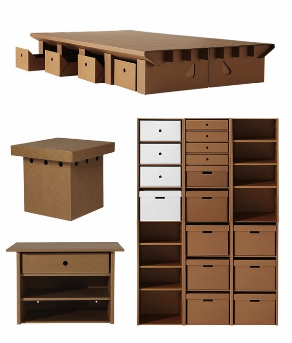DIY Cardboard Furniture Ideas Fun Projects For The Weekend