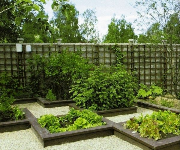 Vegetable Garden Ideas – Decorative Designs Of The Garden Plot