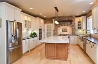 30 Bianco Romano granite countertops  modern kitchen designs
