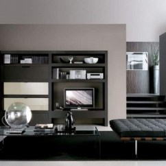 Living Room Ideas Black Furniture Arabian Inspired 25 Are You Bold Enough For A Interior