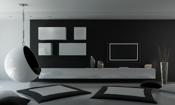 25 black living room ideas - are you bold enough for a ...