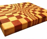 3D wood cutting boards  the cool kitchen helpers