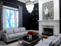 20 gray living room designs  the elegance of gray in ...