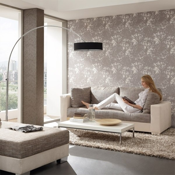 15 living room wallpaper ideas  types and styles of