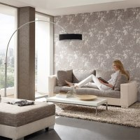 15 living room wallpaper ideas  types and styles of ...