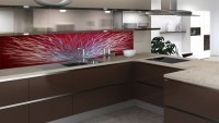 Red Kitchen Backsplash Ideas - Bestsciaticatreatments.com