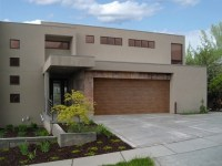15 garage doors designs which blend in the house exterior ...