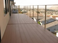 Plastic decking ideas - sustainable innovation for outdoor use