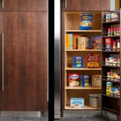 Kitchen Pantry Cabinet Motion Faucet Freestanding Cabinets Storage And Organizing Ideas