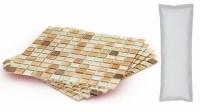 Self adhesive backsplash tiles  save money on kitchen ...