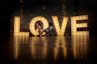 Marquee letter lights  how to use them as home decoration