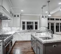 Modern kitchen design - 50 stylish dream kitchen interior ...