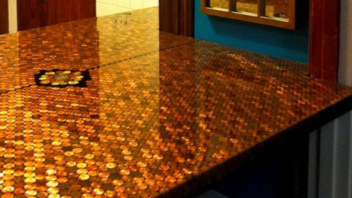 make epoxy countertops
