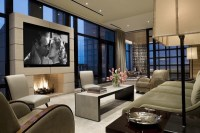 Cool ideas for mounting a TV over a fireplace in the ...