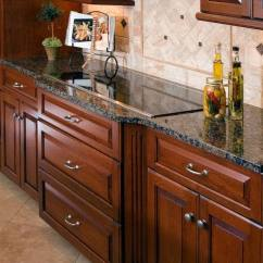 Best Way To Clean Wood Cabinets In Kitchen Faucet For Sink Baltic Brown Granite Countertops – Texture And Charm ...
