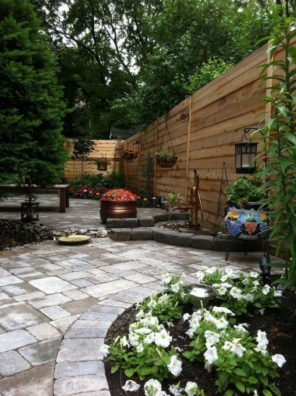 Garden landscaping ideas and creative backyard designs