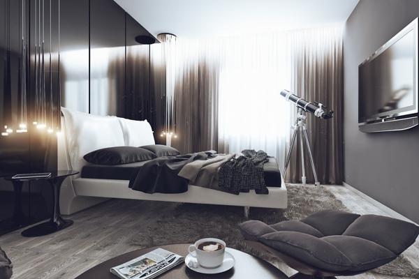 40 stylish bachelor bedroom