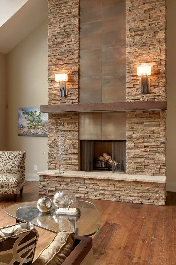 pictures of contemporary living rooms decorated light grey room decor stone fireplaces ideas for