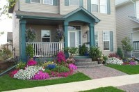 Creative solutions and landscaping ideas for small front yards