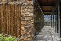 Bamboo fencing ideas  stylish and eco-friendly garden fence