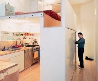 Bunk beds for adults  the perfect idea for small apartments