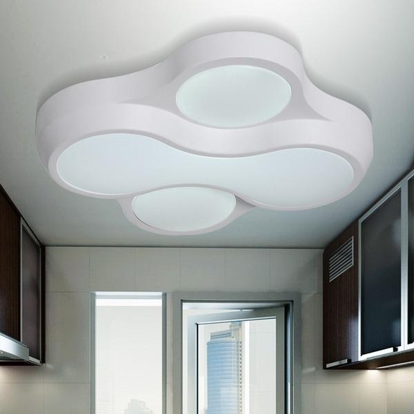 Fluorescent light  environmentally friendly kitchen