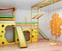 Kids gym  why is it important and how to equip a home gym ...