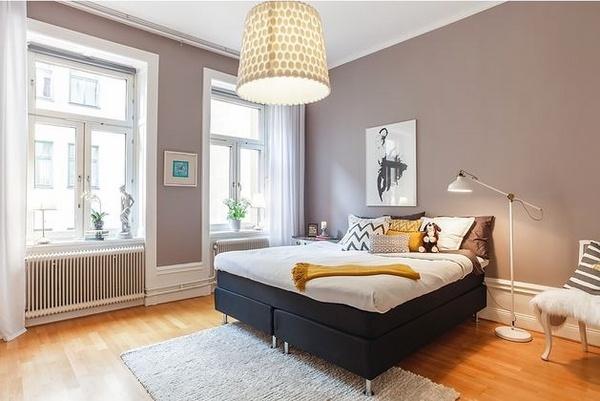 Scandinavian bedroom furniture  how to create a