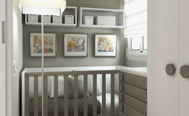 Small Nursery Ideas Furniture And Decoration Tips