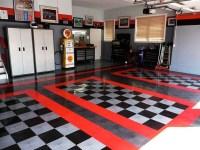 Durable Motofloor garage tiles  modular garage flooring ideas