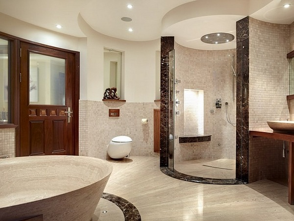 Luxury Master Bathroom Ideas  Dream Bathroom Designs In